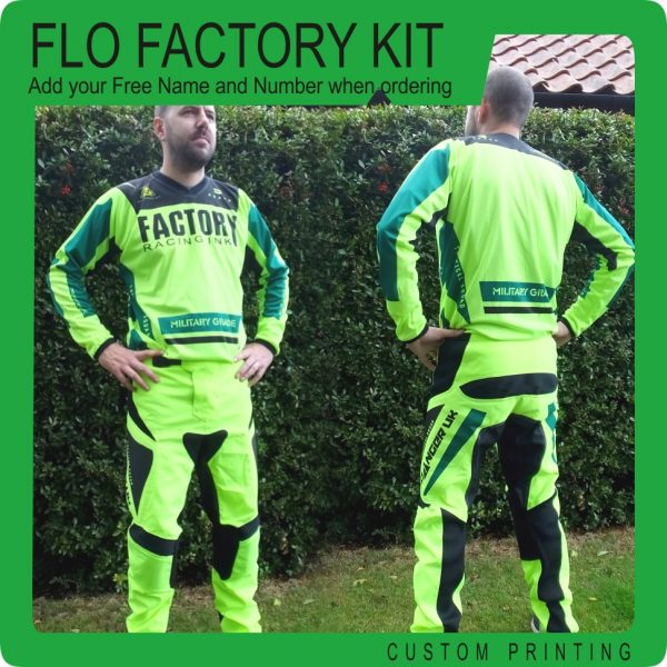 Factory Race Wear